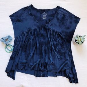 American Eagle Soft & Sexy Baby Doll Tee